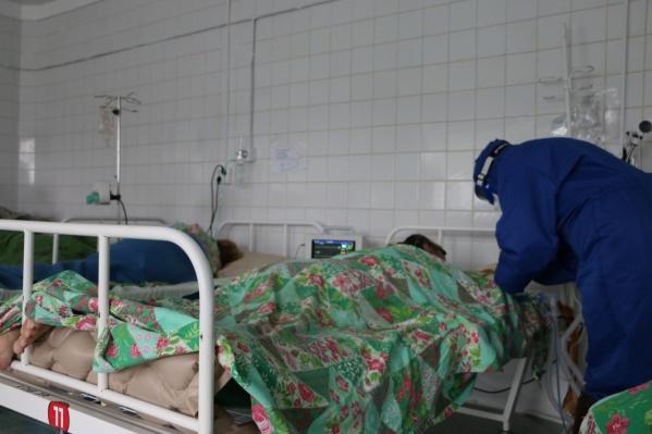 Смертность от коронавируса бьет рекорды