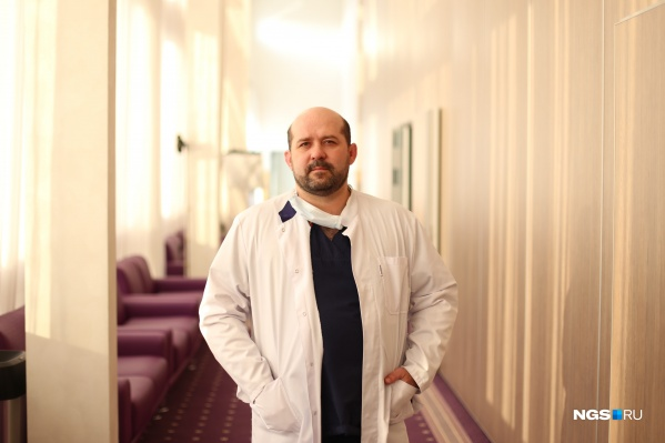 Павел Тарановсоветует каждому новосибирцу хотя бы раз сходить на консультацию к эндокринологу
