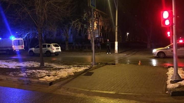 В Волгограде пятилетнего мальчика сбили на пешеходном переходе