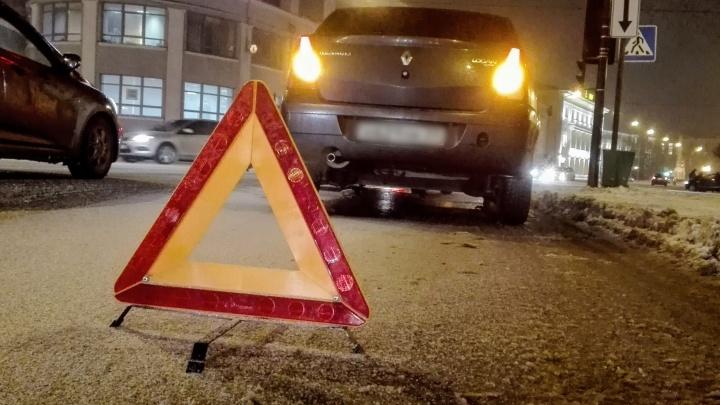 Волгоградцы начали рабочую неделю с аварий