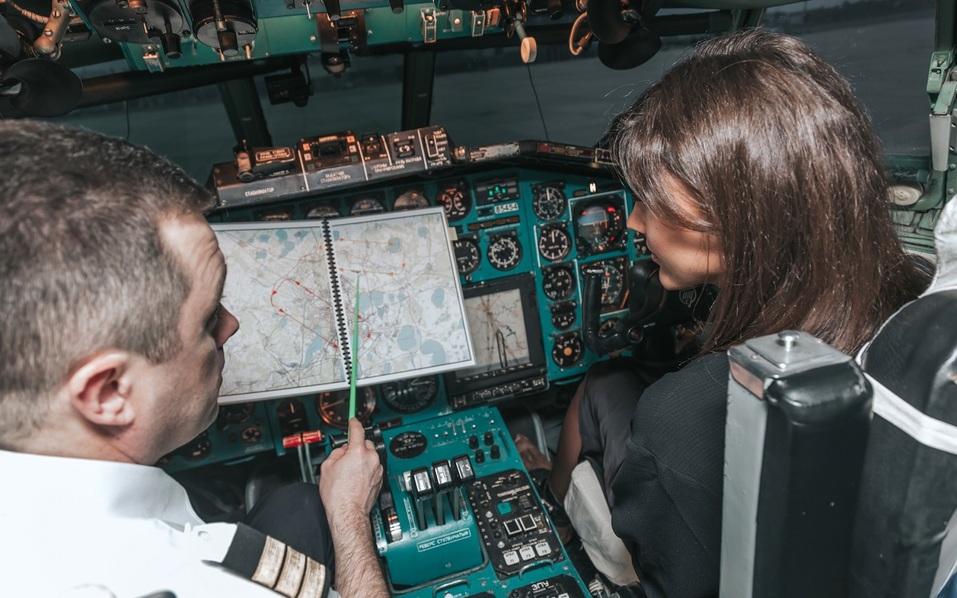 Инструктаж — обязательная часть программы для новичков, которая поможет разобраться в тонкостях управления воздушным судном