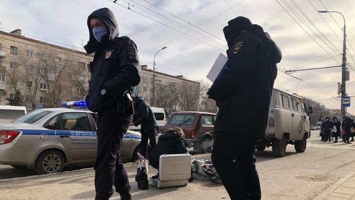 В центре Волгограда женщина погибла на пешеходном переходе