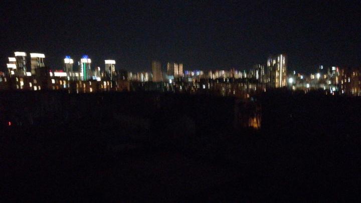 В центре Екатеринбурга целый квартал остался без электричества