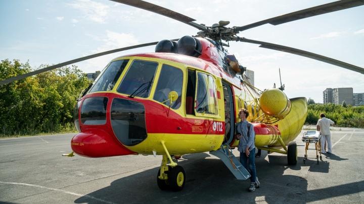Санавиация напрокат: в Ярославской области начнут возить пациентов в больницы по воздуху