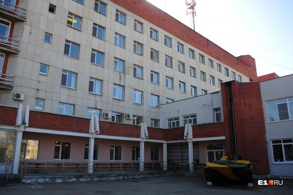 В Екатеринбурге вновь не хватает коек для заразившихся коронавирусом