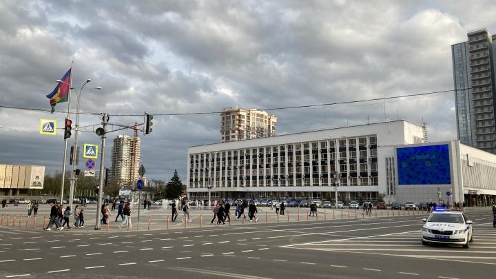 В центре Краснодара на10дней перекроют улицы из-зарепетиций парада