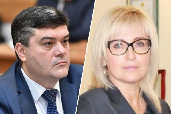 Оба чиновника написали заявления об увольнении по собственному желанию