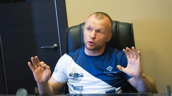 «Моргенштерн разлагает русские ценности»: боец Шлеменко хотел бы отменить концерт рэпера в Омске