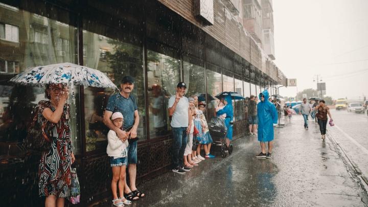 Жары не будет. Тюменцев ждут теплые, но дождливые выходные