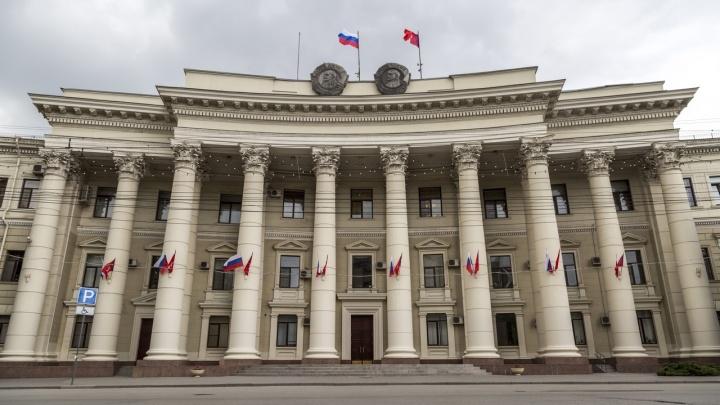 В Волгограде хотели поджечь областную администрацию