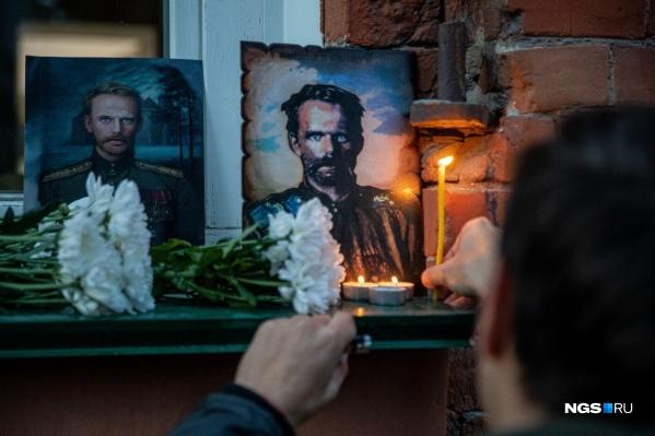Судебный процесс над генералом прошел в Новосибирске