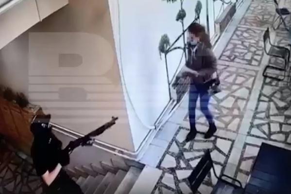 Нападавший студент из восьмого корпуса перешел в шестой корпус университета