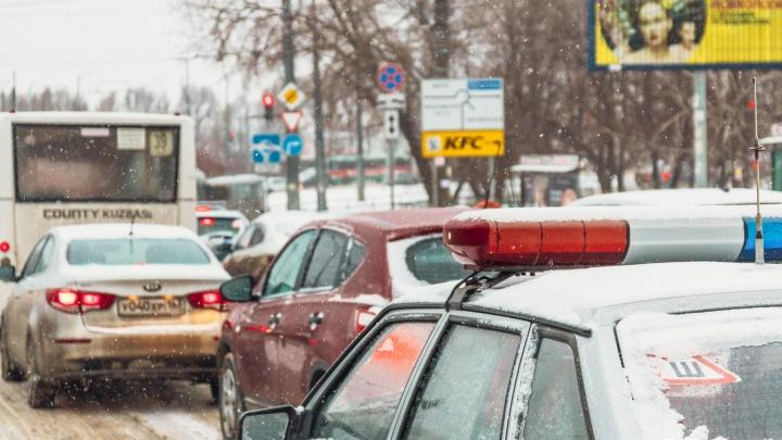 За обочину! На самарских дорогах поставили новые камеры фиксации нарушений ПДД
