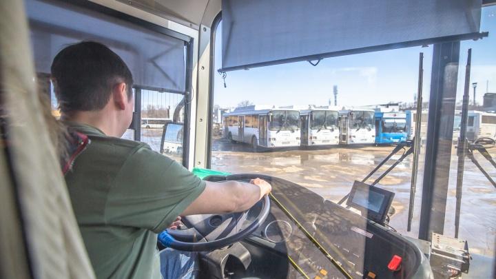 Стал известен график движения автобусов на День города