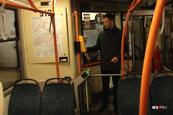 Пассажиры смогут сами решить, оплачивать ли проезд через валидаторы или отдать деньги кондуктору