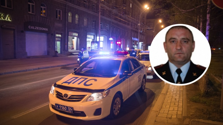 Временно руководить ГИБДД будет заместитель Андрея Маерчука — о смерти главы инспекции стало известно утром