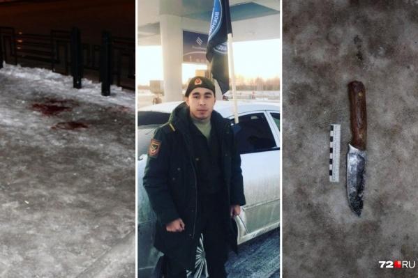 Ильшат Мухаметшин получил два ранения ножом в грудь. От полученных ран он скончался
