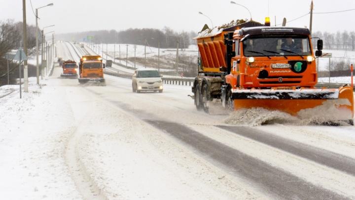 Накроет по-крупному: волгоградские дорожники готовятся к очередному удару стихии
