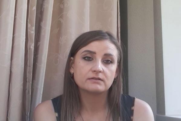 Наталья Гусева на видео рассказала об угрозах