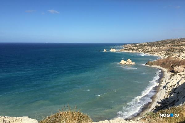 Сейчас доступные морские направления для новосибирцев — Кипр и ОАЭ