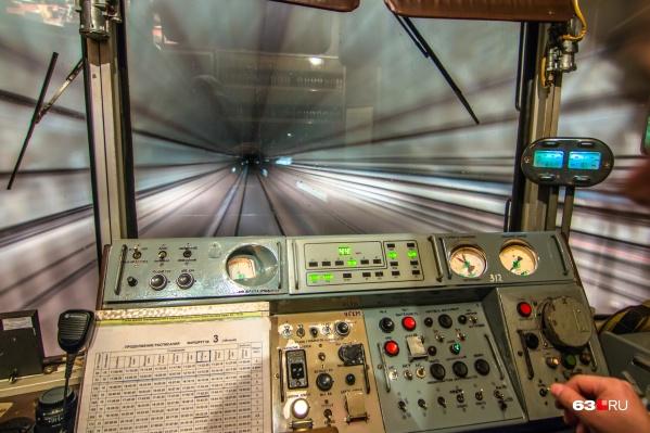 В Самаре пока есть только одна ветка метро