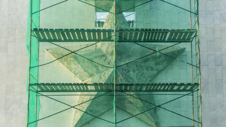 В Волгограде отправлена в ремонт «Звезда» музея-панорамы «Сталинградская битва»
