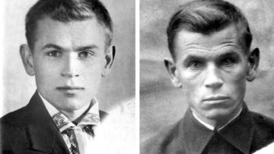Состарился за четыре года. Фото одного молодого художника до и после войны