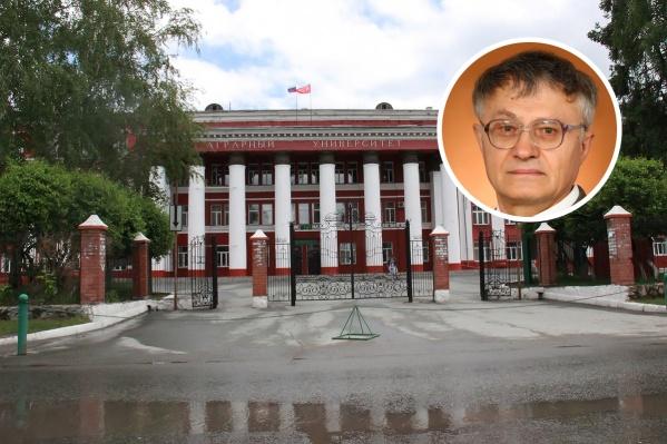 Валерий Петухов является одним из создателей нового направления в науке