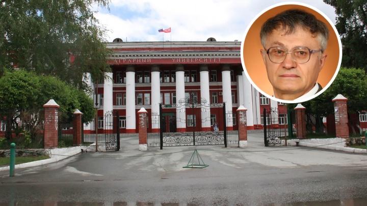 Путин присвоил орден профессору из НГАУ — объясняем, чем он известен