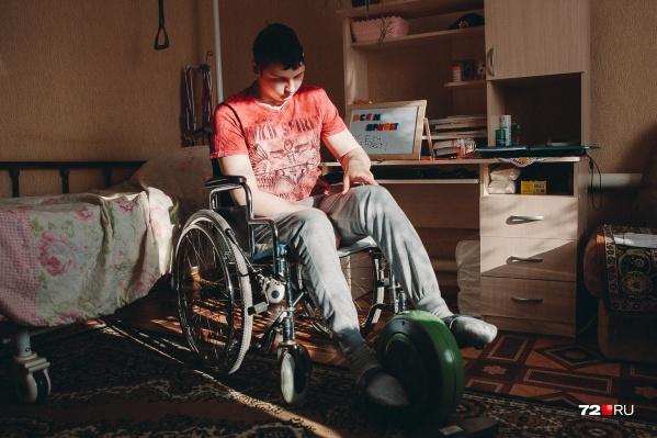 Владислав Елфимов остался инвалидом