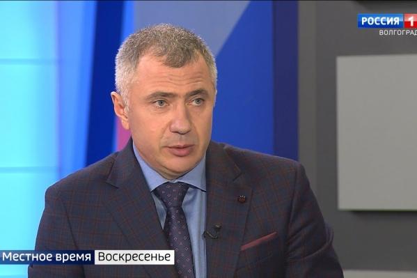 Сергей Разумный решил прекратить работу в администрации Волгограда