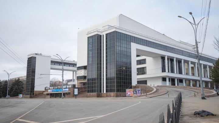 В Ростове отреставрируют драмтеатр имени Горького