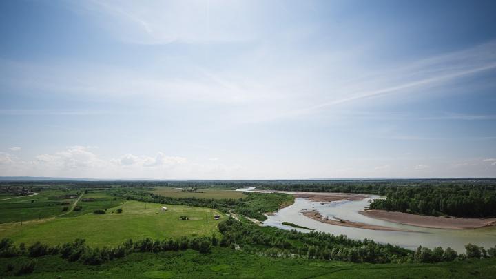В Кузбасс идет летняя жара: синоптики дали прогноз погоды на первую неделю июня