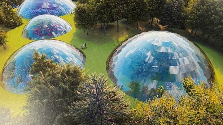 Ради нового парка в Екатеринбурге построят реку. Показываем эксклюзивные рендеры