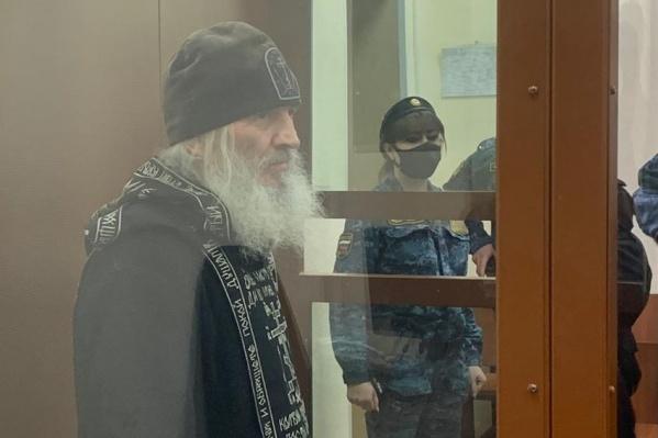 Следователи планируют допрашивать экс-монаха Сергия 20 января