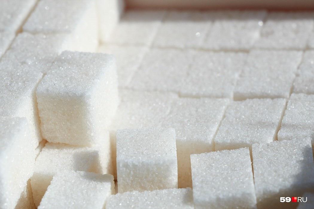 Сахар подорожал из-за неурожая