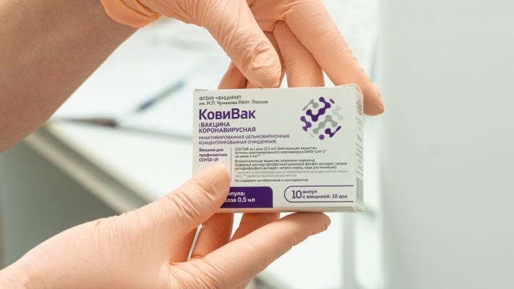 В Перми проведут клинические исследования «КовиВака» на людях старше 60 лет