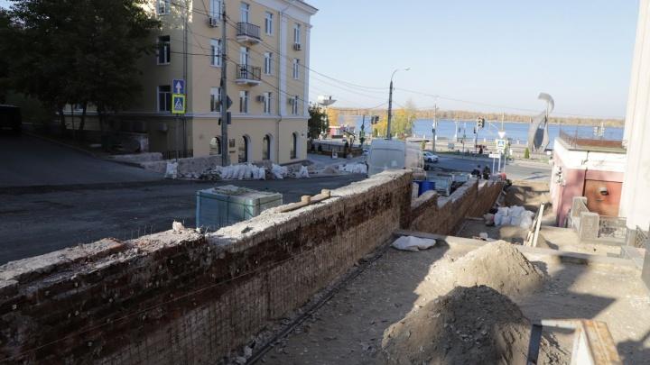 В мэрии назвали дату окончания ремонта Ленинградской