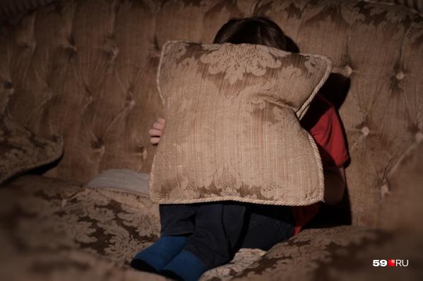Если в семье «хронически театр военных действий», ребенок реагирует на это страхом за его собственную безопасность