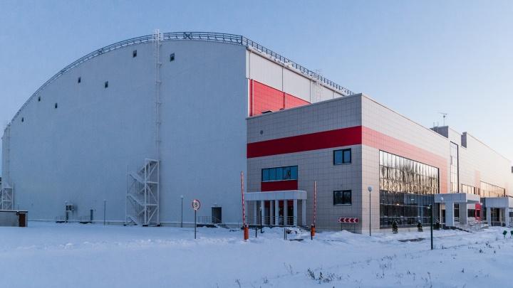 Краевые власти вновь обследуют футбольный манеж «Пермь Великая»