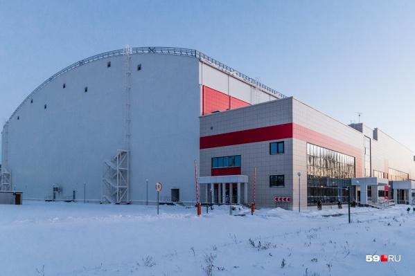 Манеж «Пермь Великая» сдали на два года позже запланированного срока