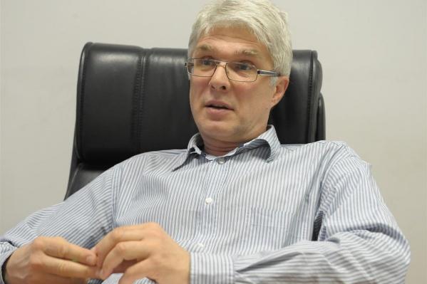 Андрею Федорову 59 лет
