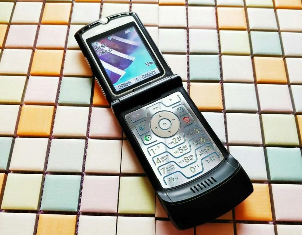 Motorola RAZR V3 за 3900 рублей