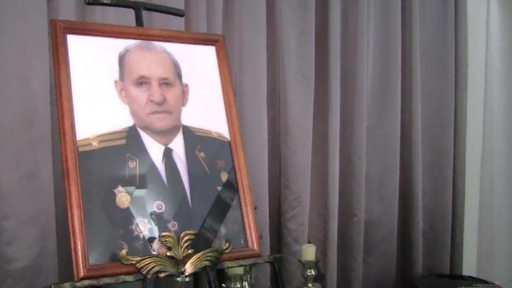 В Волгограде простились с ветераном Великой Отечественной войны Хамзей Гафуровым