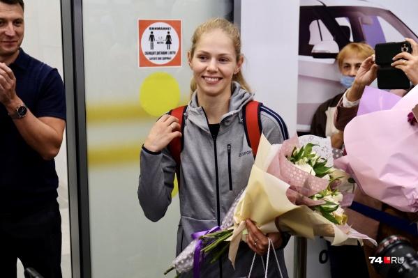 Татьяна Минина — серебряный призер Олимпиады в Токио
