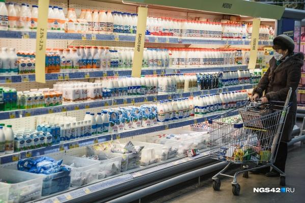 Сильнее всего, как и прежде, цена выросла на сахар, яйца и масло