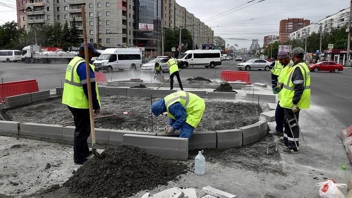 Комси Комса: для чего ключевой проспект Челябинска превращают в «островное царство»
