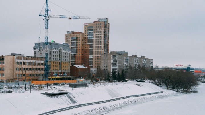 Проект новой автодороги по улице Чехова сдали на экспертизу
