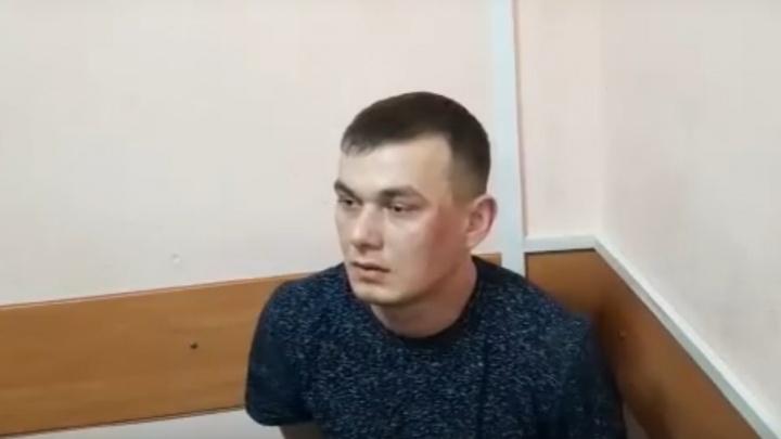Убийцу омского футболиста посадили в СИЗО на два месяца