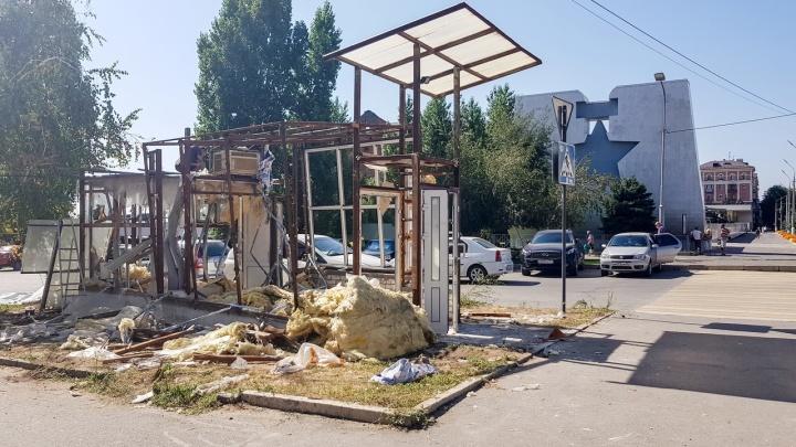 «Мы учли пожелания предпринимателей»: в Волгограде изменили правила размещения торговых павильонов и киосков